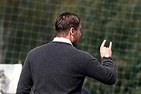 Francesco Totti<br /> Roma 23/12/2017. Totti Soccer School. Partita contro la violenza sulle donne in memoria di Sara di Pietrantonio.<br /> Rome November 23rd 2017. Totti Soccer School. Friendly soccer match fight violence against women.<br /> Foto Samantha Zucchi Insidefoto