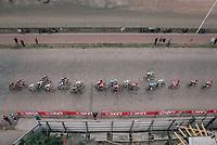 Appropriate cycling carpet for the Belgian National Championships… #cobbles<br /> <br /> 2017 National Championships Belgium - Elite Men - Road Race (NC)<br /> 1 Day Race: Antwerpen > Antwerpen (233km)
