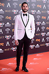 Paco Leon attends to the Red Carpet of the Goya Awards 2017 at Madrid Marriott Auditorium Hotel in Madrid, Spain. February 04, 2017. (ALTERPHOTOS/BorjaB.Hojas)