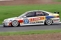 1998 British Touring Car Championship. #22 Paula Cook (GBR). DC Cook Motorsport. Honda Accord.