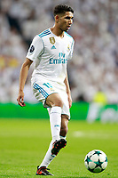 Real Madrid's Achraf Hakimi during Champions League Group H match 3. October 17,2017.  *** Local Caption *** © pixathlon<br /> Contact: +49-40-22 63 02 60 , info@pixathlon.de