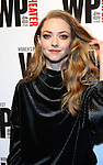 Amanda Seyfried attends the WP Theater's 40th Anniversary Gala -  Women of Achievement Awards at the Edison Hotel on April 15, 2019  in New York City.