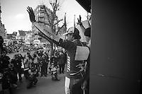 3 Days of De Panne.stage 3b: De Panne-De Panne TT..podium ceremony..