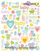 Dreams, BABIES, BÉBÉS, paintings+++++,MEDABB39/2,#B#, EVERYDAY