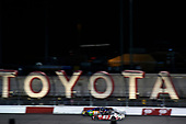 Monster Energy NASCAR Cup Series<br /> Federated Auto Parts 400<br /> Richmond Raceway, Richmond, VA USA<br /> Saturday 9 September 2017<br /> Kyle Busch, Joe Gibbs Racing, M&M's Caramel Toyota Camry and Corey LaJoie, BK Racing, Safeway / LaBella Hair Design Toyota Camry<br /> World Copyright: Nigel Kinrade<br /> LAT Images