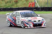 1998 British Touring Car Championship. #8 David Leslie (GBR). Vodafone Nissan Racing. Nissan Primera Gt.