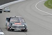 NASCAR Camping World Truck Series<br /> LTI Printing 200<br /> Michigan International Speedway, Brooklyn, MI USA<br /> Saturday 12 August 2017<br /> Christopher Bell, JBL/SiriusXM Toyota Tundra<br /> World Copyright: Logan Whitton<br /> LAT Images