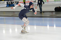 SPEEDSKATING: 23-11-2019 Tomaszów Mazowiecki (POL), ISU World Cup Arena Lodowa, 500m Ladies Division B, Vanessa Herzog (AUT), ©photo Martin de Jong