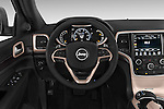Car pictures of steering wheel view of a 2014 JEEP Grand Cherokee Laredo 5 Door SUV Steering Wheel
