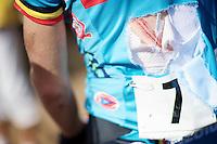 UCI Road World Championships.Limburg 2012.Men Juniors race