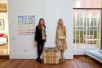 H&M Fashion Editors Shoot