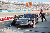 #51: Harrison Burton, Kyle Busch Motorsports, Toyota Tundra DEX Imaging