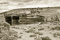 Ghost Town - Cobre, Nevada