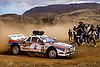 LANCIA 037 Rally #4, Miki BIASION (ITA)-Tiziano SIVIERO (ITA), SAFARI RALLY 1986