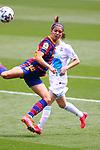 Liga IBERDROLA. Game 26.<br /> FC Barcelona vs RC Deportivo: 9-0.<br /> Aitana Bonmati.