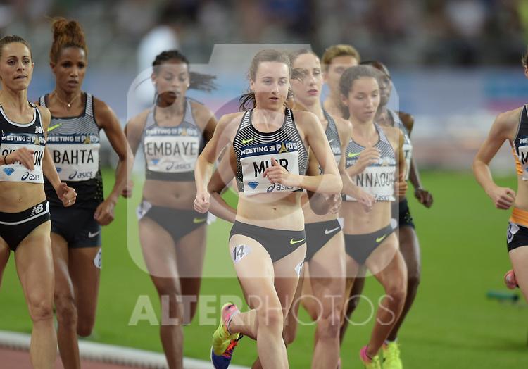 Laura Muir ( 1500m femmes )