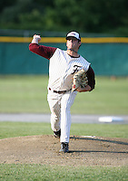 July 28th 2007:  Aaron Crow during the Cape Cod League All-Star Game at Spillane Field in Wareham, MA.  Photo by Mike Janes/Four Seam Images