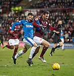 Harry Forrester and Alexandros Tiziolis