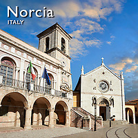 Norcia, Italy - Pictures Images Photos