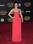 Ana de la Reguera<br />  at Star Wars: The Force Awakens World Premiere held at El Capitan Theatre in Hollywood, California on December  14,2015                                                                   Copyright 2015Hollywood Press Agency