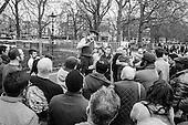 Speakers Corner, Hyde Park, London.