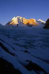 Khumjung Himal (6700m) from Damodar Glacier, Damodar Himal, 2008