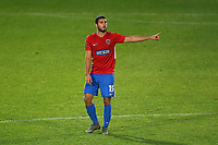 Andrew Eleftheriou of Dagenham and Redbridge during Dagenham & Redbridge vs Wealdstone, Vanarama National League Football at the Chigwell Construction Stadium on 10th October 2020