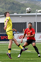 Luis Toomey of the Wellington Phoenix during the ISPS Handa Men's Premiership - Wellington Phoenix Reserves v Canterbury United at Fraser Park, Wellington on Saturday 9 January 2021.<br /> Copyright photo: Masanori Udagawa /  www.photosport.nz