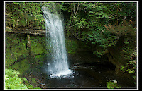 Glencar Waterfall - County Leitrim - Ireland - 26th August 2010