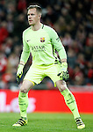 FC Barcelona's Marc-Andre Ter Stegen during Spanish Kings Cup match. January 05,2017. (ALTERPHOTOS/Acero)
