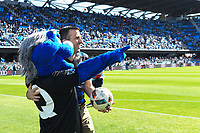 SAN JOSE, CA - FEBRUARY 29: First kick during a game between Toronto FC and San Jose Earthquakes at Earthquakes Stadium on February 29, 2020 in San Jose, California.