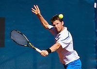 04-09-12, Netherlands, Alphen aan den Rijn, Tennis, TEAN International, Nick van der Meer