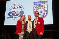 US Soccer Hall of Fame 2015 Inductee Ceremony