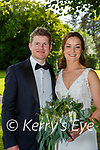 Nuala Cronin, Gurranes, Bonane, daughter of Mairead and the late Sean and Johnathan O'Hare, Lagare, Dunshaughlin, Co Meath son of Pat and Helena who were married in St Fiachra church Bonane, Fr Kevin O'Sullivan officiated at the ceremony, best men were Rob O'Hare and Ruairi Carmody, bridesmaids were Ann Marie Halley and Kathleen Cronin, flowergirl was Leah Halley, the reception was held in the Great Southern Hotel and the couple will reside in Co Meath