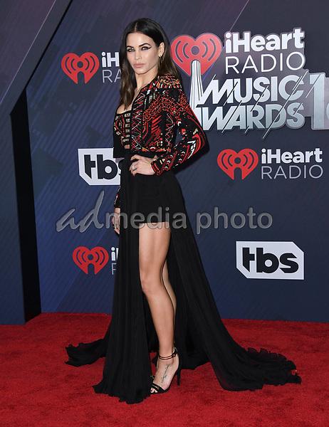 11 March 2018 - Inglewood, California - Jenna Dewan Tatum. 2018 iHeart Radio Awards held at The Forum. Photo Credit: Birdie Thompson/AdMedia