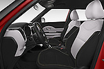 Front seat view of 2015 KIA Soul Max 5 Door Hatchback front seat car photos