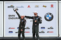 #61 Road Shagger Racing Audi RS3 LMS TCR, TCR: Gavin Ernstone, Jon Morley, podium
