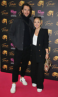 """guest and Alice Liveing at the """"Tina: The Tina Turner Musical"""" Refuge gala performance, Aldwych Theatre, Aldwych, on Sunday 10th October 2021, in London, England, UK. <br /> CAP/CAN<br /> ©CAN/Capital Pictures"""