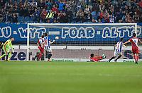 VOETBAL: HEERENVEEN: Abe Lenstra Stadion, 09-05-2018, SC Heerenveen - FC Utrecht, uitslag 4-3, ©foto Martin de Jong