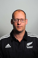 Team manager Nick Reid. The 2015 New Zealand Schools rugby union team headshots at NZ Sports Institute, Palmerston North, New Zealand on Friday, 18 September 2015. Photo: Dave Lintott / lintottphoto.co.nz