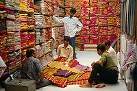 Indien, Jaipur (Rajasthan), im Bazar
