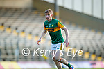 Tommy Walsh, Kerry, during the Munster Football Championship game between Kerry and Clare at Fitzgerald Stadium, Killarney on Saturday.