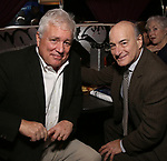 David Thompson and Peter Friedman attends the Second Annual SDCF Awards, A celebration of Excellence in Directing and Choreography, at the Green Room 42 on November 11, 2018 in New York City.