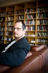 March 20, 2009. Chapel Hill, NC.. UNC professor and author, Bart Ehrman.
