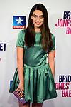"Alejandra Meco attends to the premiere of ""Bridget Jones, Baby"" at Kinepolis in Madrid. September 09, Spain. 2016. (ALTERPHOTOS/BorjaB.Hojas)"