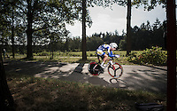 Amaury Capiot (BEL/Topsport Vlaanderen - Baloise)<br /> <br /> 12th Eneco Tour 2016 (UCI World Tour)<br /> stage 2: Breda-Breda iTT (9.6km)
