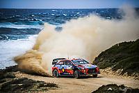 O TANAK<br /> Rally d'Italia 2020 Sardegna <br /> Foto Andre Lavadinho / Panoramic / Insidefoto <br /> ITALY ONLY