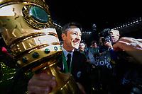 Niko KOVAC, Trainer FRA and DFB-Pokal, <br /> Football DFB Pokal Finale , Berlin,19.05.2018<br /> FC BAYERN MUENCHEN - EINTRACHT FRANKFURT 1-3<br /> 1718 ,  2017 / 2018, DFB-Pokal<br />  <br />  *** Local Caption *** © pixathlon<br /> Contact: +49-40-22 63 02 60 , info@pixathlon.de