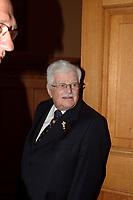 Paul Gerin-Lajoie ,<br /> le 9 octobre 2007 au cocktail du<br /> Gala des Grands Montrealais a l'Hotel de Ville de Montreal<br /> <br /> photo : Agence Quebec Presse<br />  - Pierre Roussel