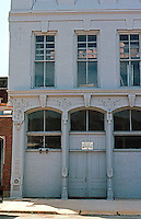 Quincy:  Cast-iron Commercial Building.  Photo '77.
